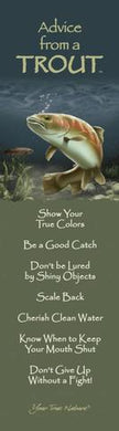 Bookmark: Advice From a Trout