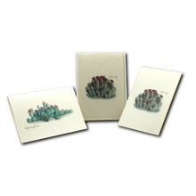 Load image into Gallery viewer, Notecard: Cacti Assortment II
