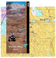 Map: Arizona Strip Visitors Map