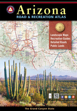 Atlas: Arizona Road & Recreation Atlas