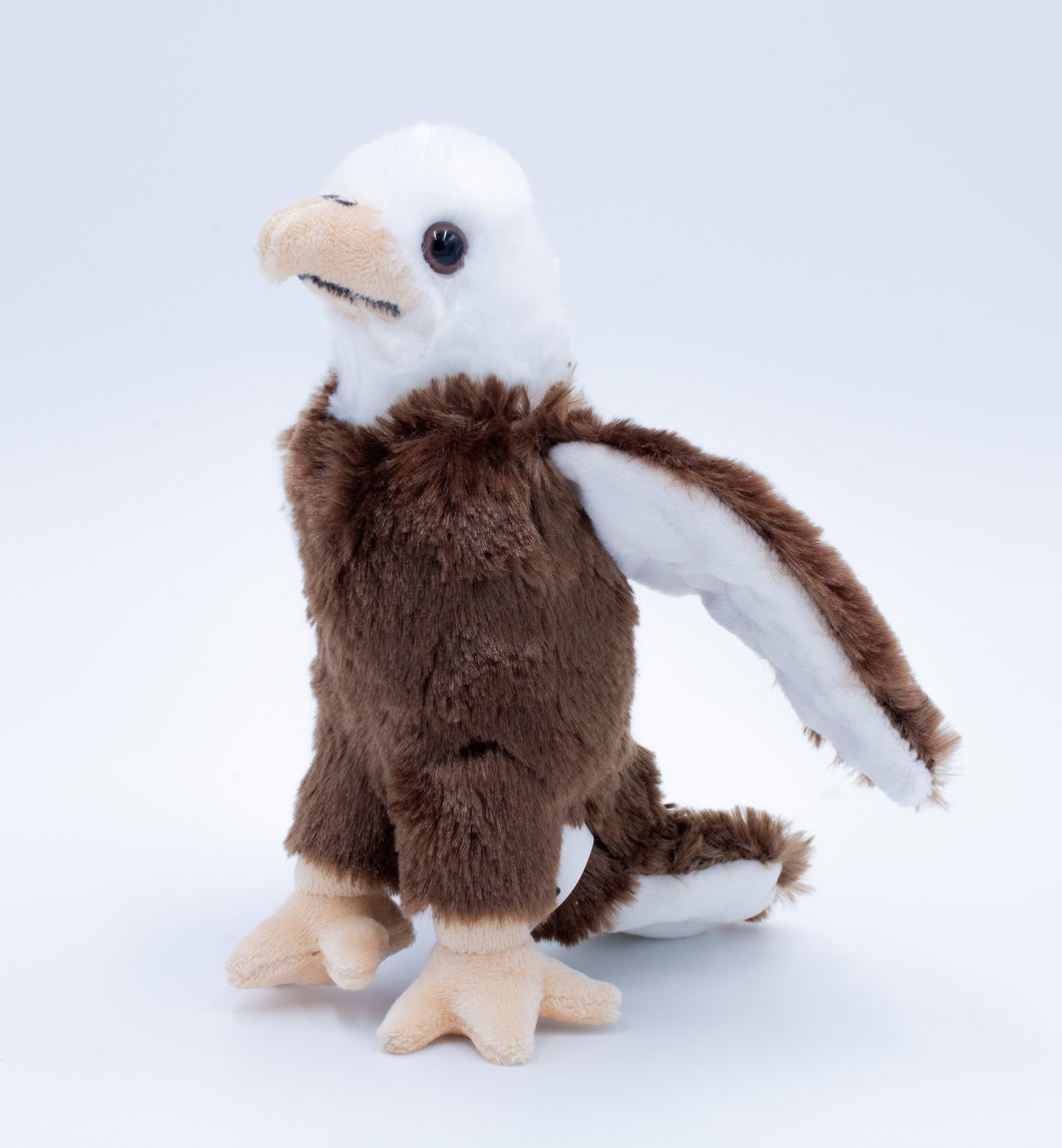 Plush: Bald Eagle