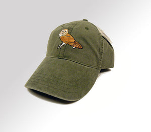 Hat: Barn Owl