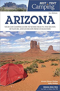 Best Tent Camping Arizona 2nd Edition
