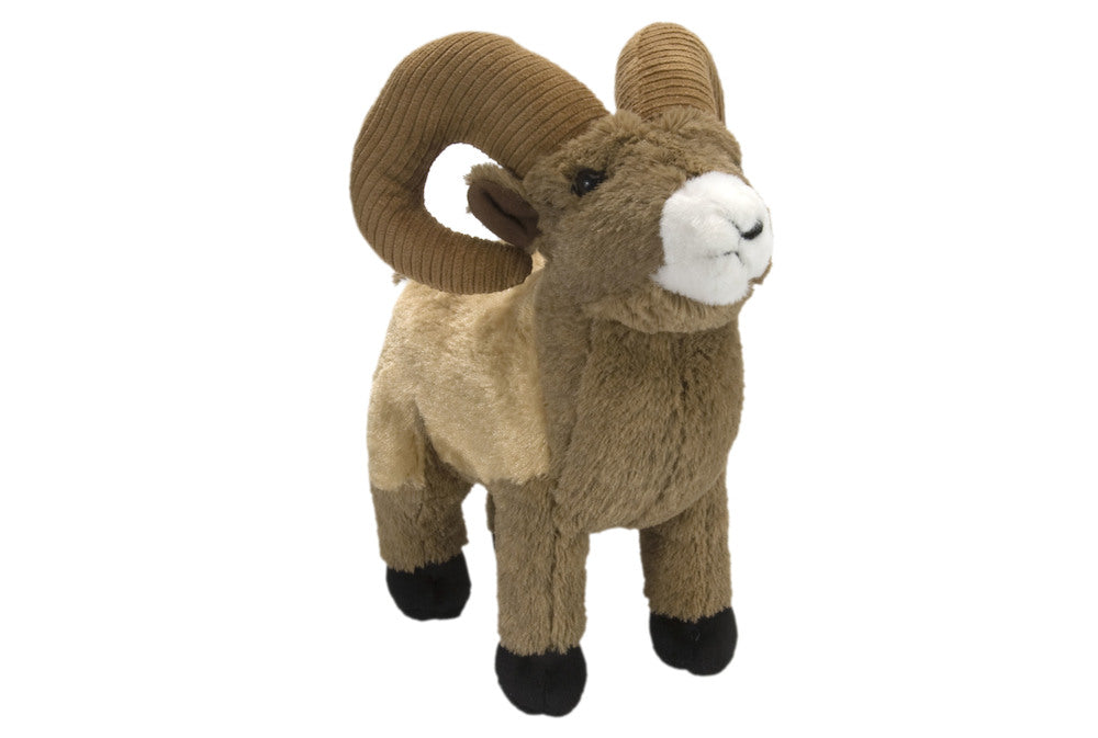 Plush: Bighorn Sheep 12