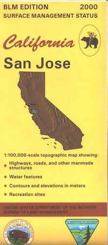 Map: San Jose CA - CA435S