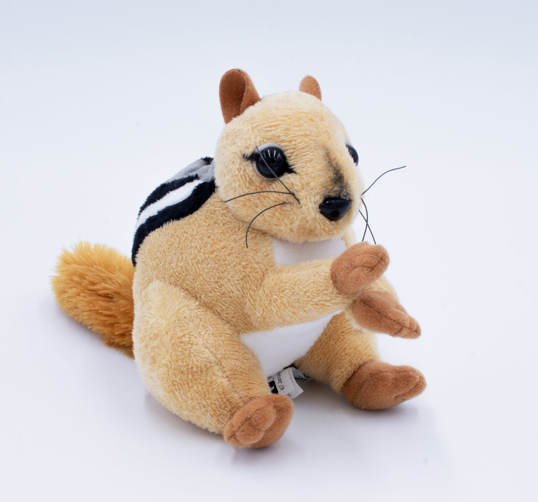 Plush: Chipmunk