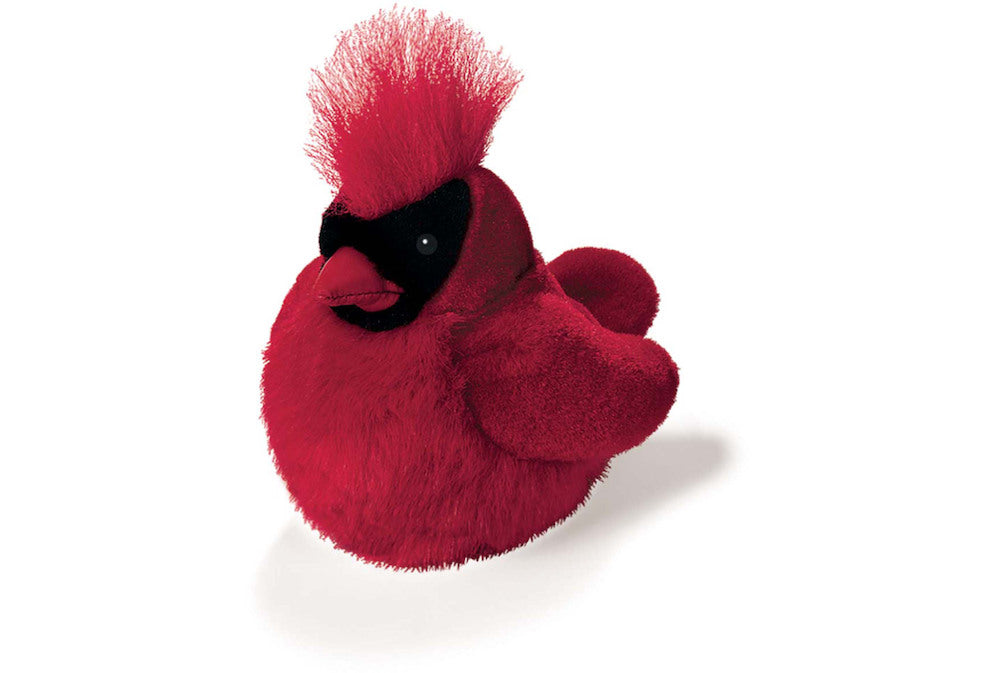 Plush: Northern Cardinal