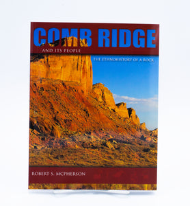 Comb Ridge and its People