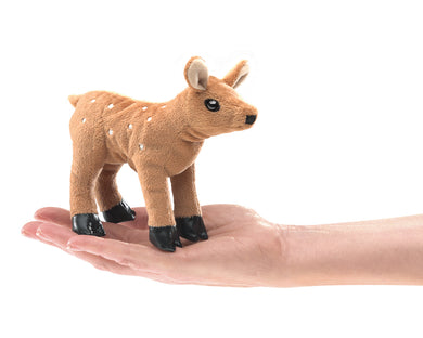 Finger Puppet: Mini Fawn