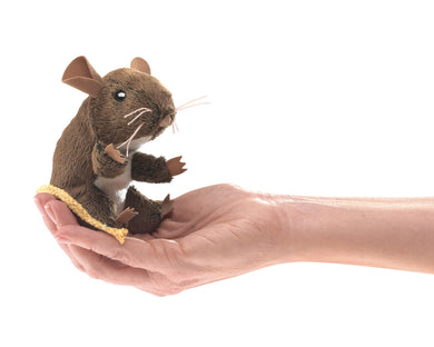 Finger Puppet: Mini Field Mouse