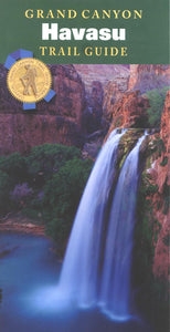 Map: Grand Canyon Trail Guide Havasu