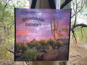 Tote Bag: Sonoran Desert