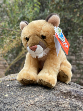 Plush: Mountain Lion 8
