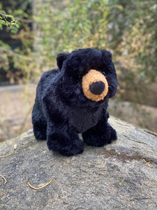 Plush: Black Bear 15""