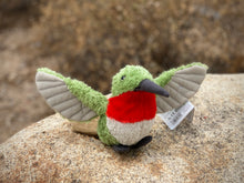 Load image into Gallery viewer, Plush: Hummingbird 8""
