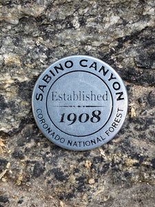 Token: Sabino Canyon
