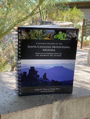 Natural History of the Santa Catalina Mountains AZ