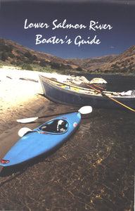 Map: Lower Salmon River Boater`s Guide
