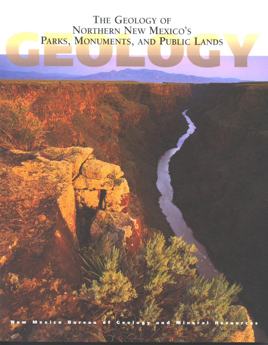 Geology of Northern New Mexico's Parks