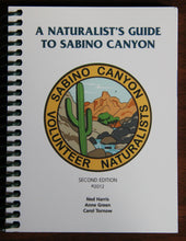 Load image into Gallery viewer, A Naturalist's Guide to Sabino Canyon