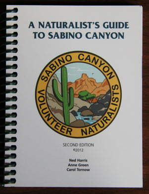 Naturalist Guide to Sabino Canyon