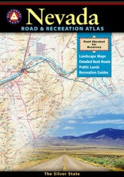 Atlas: Nevada Road & Recreation Atlas
