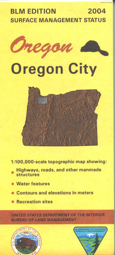 Map: Oregon City OR - OR047S