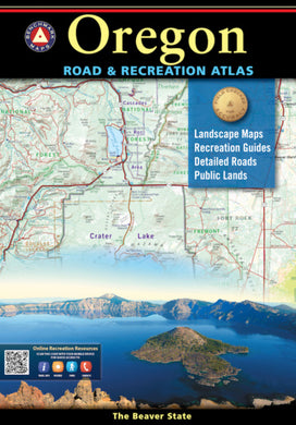 Atlas: Oregon Road & Recreation Atlas