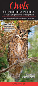 Pocket Guide: Owls of North America