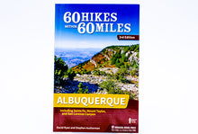 Load image into Gallery viewer, 60 Hikes Within 60 Miles: Albuquerque