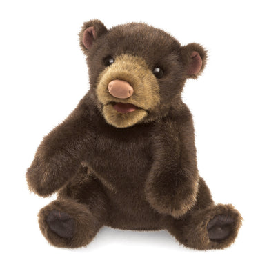 Puppet: Small Black Bear