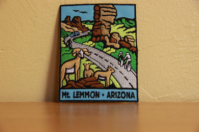 Patch: Mount Lemmon