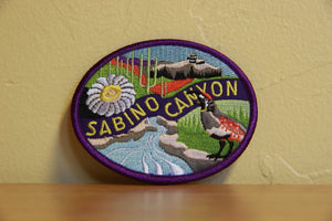 Patch: Sabino Canyon