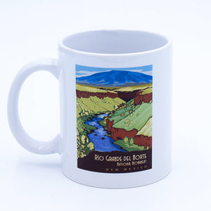Mug: Rio Grande del Norte National Monument Poster