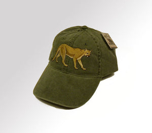 Hat: Standing Mountain Lion