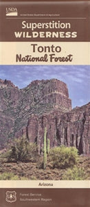 Map: Superstition Wilderness