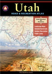 Atlas: Utah Road & Recreation Atlas