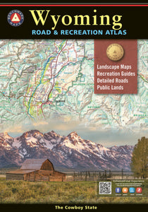 Atlas: Wyoming Road & Recreation Atlas