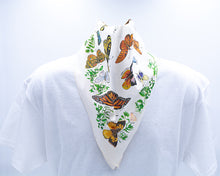 Load image into Gallery viewer, Bandana: Butterflies