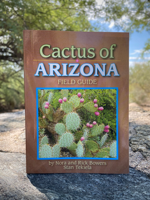 Cactus of Arizona Field Guide