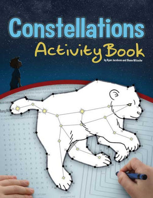 Constellation Activity Book
