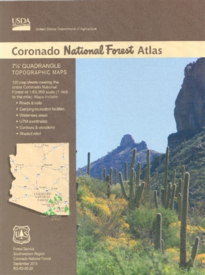 Coronado National Forest Atlas