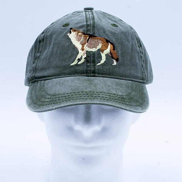 Hat: Coyote