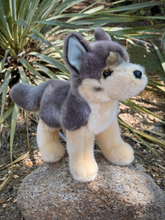 Load image into Gallery viewer, Plush: Wolf - Dancer