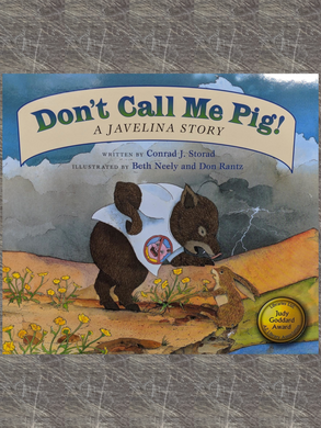 Don't Call Me Pig