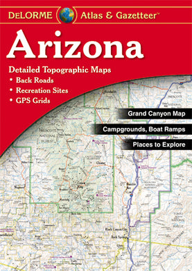 Atlas: Arizona Atlas & Gazetteer