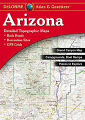 Arizona Recreation Maps