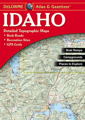 Idaho Recreation Maps