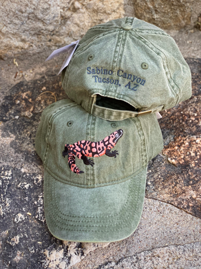 Hat: Gila Monster