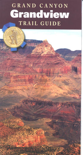 Map: Grand Canyon Trail Guide Grandview